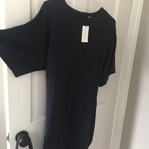 Nwt Sugarlips navy dress